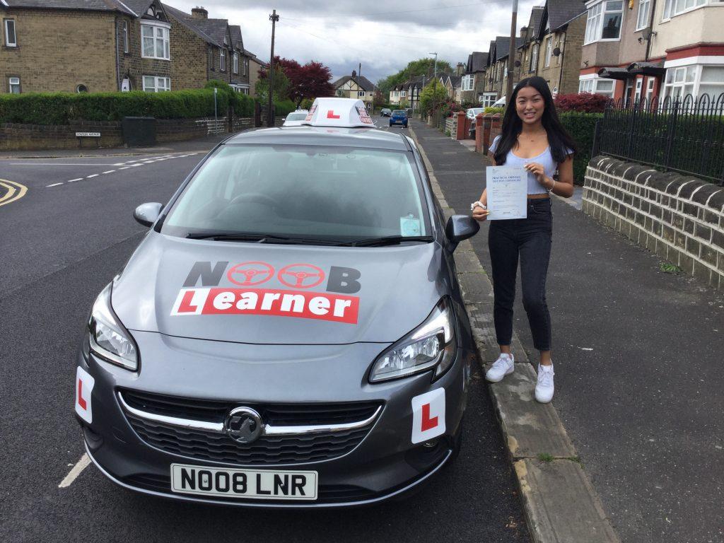 Drive ng lessons Huddersfield