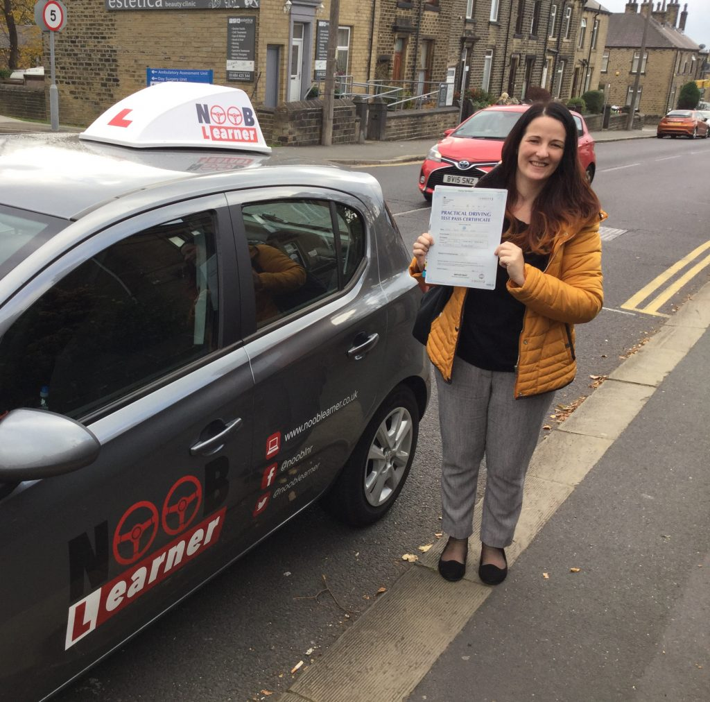 Huddersfield driving lessons